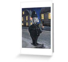Bobby Rat Greeting Card