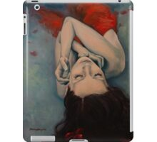 Swinging in Red iPad Case/Skin