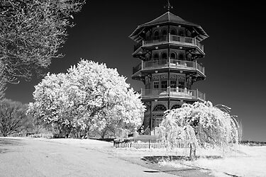 The Pagoda of Patterson Park by Bowman1