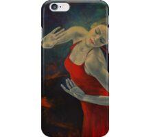 Shape Of My Heart... iPhone Case/Skin