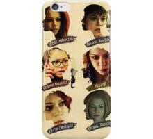 Clones iPhone Case/Skin