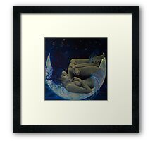 Counting Stars Framed Print