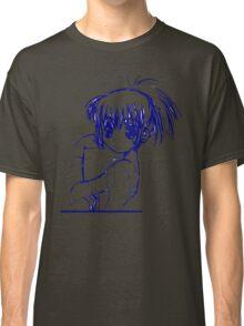 SHOUJO MANGA ANIME GIRL  Classic T-Shirt