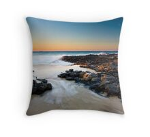 Lighthouse Beach Bunbury  Throw Pillow