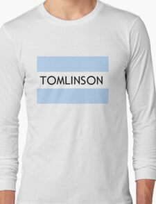 Toms Tomlinson Logo Long Sleeve T-Shirt