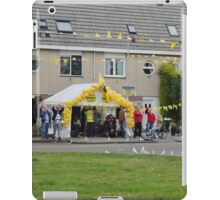 Supporting the Runner Teams iPad Case/Skin