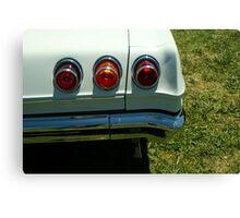 Impala Signature Canvas Print