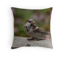 Small Throw Pillow