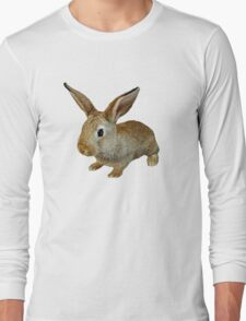 BUNNY RABBIT FARM  Long Sleeve T-Shirt