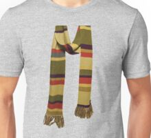 Doctor Who - Fourth Doctor Scarf Unisex T-Shirt