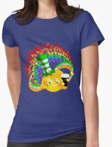 Erin Emerald - Irish Puffgirl Womens Fitted T-Shirt