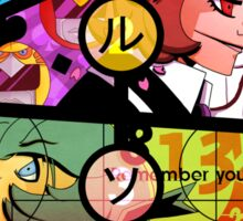 Persona - Protagonist Complex Sticker