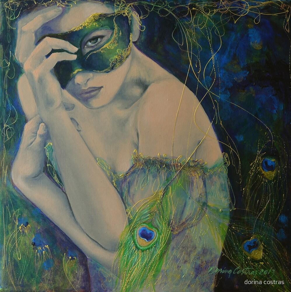 Peacock Enigma by dorina costras