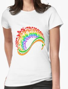 There is always a lucky rainbow over Ireland T-Shirt