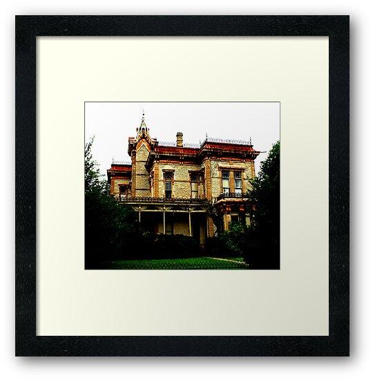 Haunted Mansion by Charles Buchanan