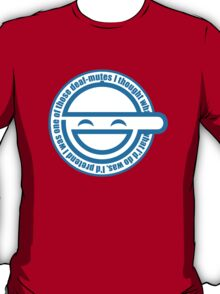 laughing world T-Shirt