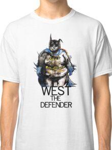 Adam West?...the defender Classic T-Shirt