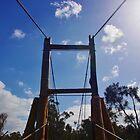 Pinjarra Footbridge by lezvee