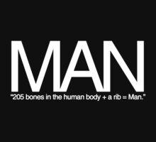 the man shirt by webart