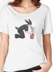 oh bunny bee Women's Relaxed Fit T-Shirt