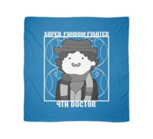 Super Fandom Fighter - 4th Doctor Scarf