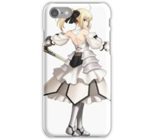 Saber Lily iPhone Case/Skin