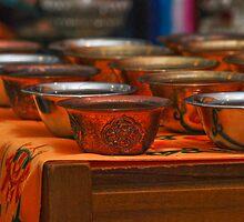 Tibetan Bowls by Tibetan Childrens Fund