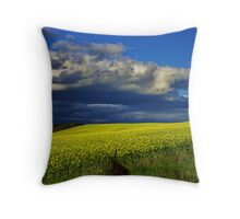 """The Yield"" Throw Pillow"