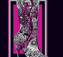 Boot by Jacqueline Eden