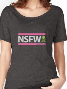 NSFW Women's Relaxed Fit T-Shirt