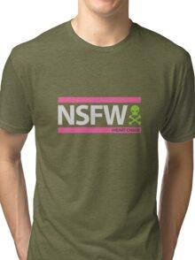 NSFW Tri-blend T-Shirt