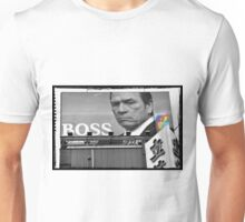 Autumn in Japan:  Tommy Lee Jones - Boss of the Bad-Asses Unisex T-Shirt