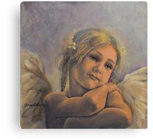 Dreamy Angel Canvas Print