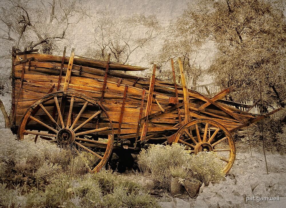 Automotive Ancestor by pat gamwell