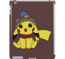 Pikachu Teemo (Teechu) iPad Case/Skin