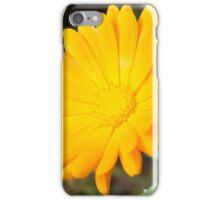 You Are My Sunshine - Orange Flower iPhone Case/Skin