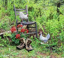 Chicks of the Northwoods by wiscbackroadz