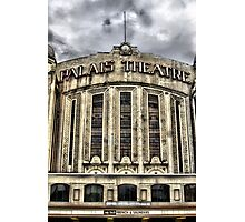 The Facade of Heritage Photographic Print