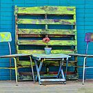 Redneck Patio Furniture by wiscbackroadz
