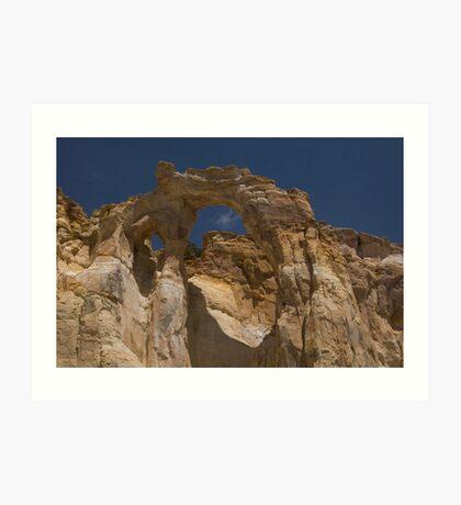 Grovesner Arch, Grand Staircase, Escalante National Monument Art Print