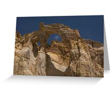 Grovesner Arch, Grand Staircase, Escalante National Monument Greeting Card