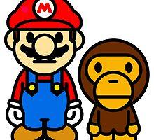 Milo & Mario by bradjordan412