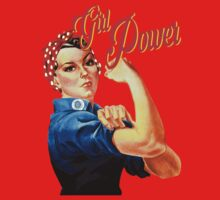 Rosie, Girl Power Kids Clothes