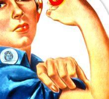 Rosie, Girl Power Sticker