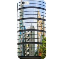 Autumn in Japan:  Reflections of Tokyo iPhone Case/Skin