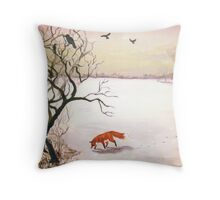 Prelude Throw Pillow