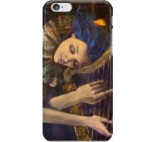 """""""Nocturne"""" from """"Feuilleton"""" series iPhone Case/Skin"""