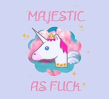 Majestic as Fuck! by mahalitta