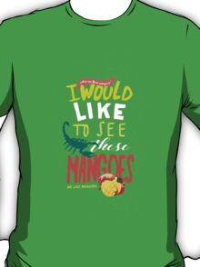 We like mangoes T-Shirt