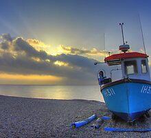Aldeburgh sunrise 1 by CliveHarris